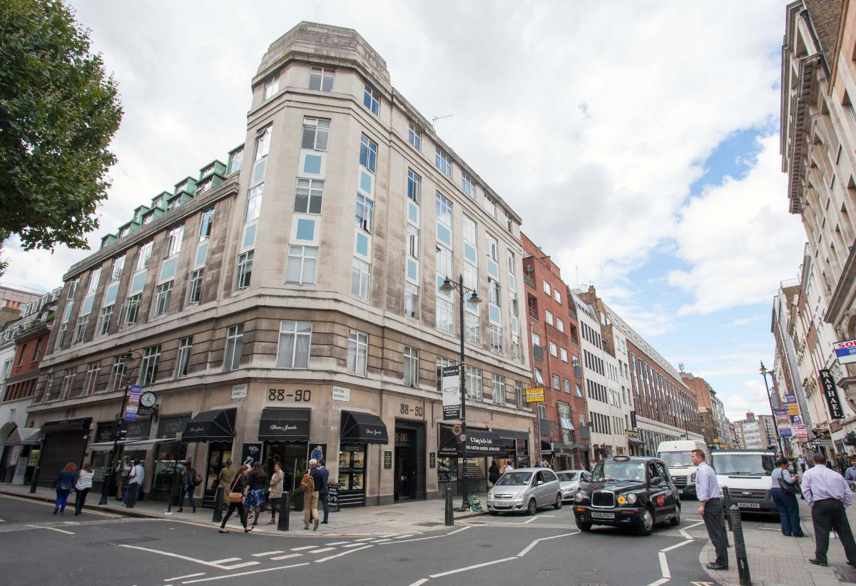 88-90 Hatton Garden London EC1N 8PN, United Kingdom